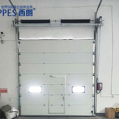 西朗提升门为各大厂房专业配置