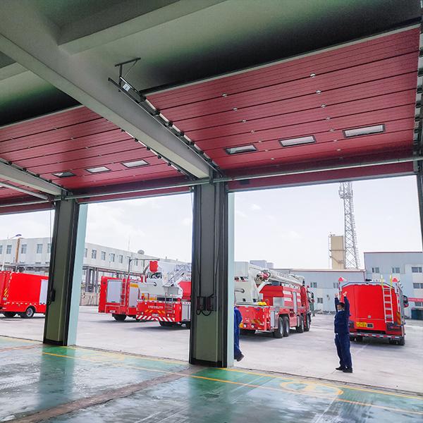 青海盐湖化工消防应急救援基地